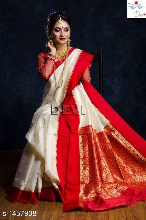 Designer Bengali Saree