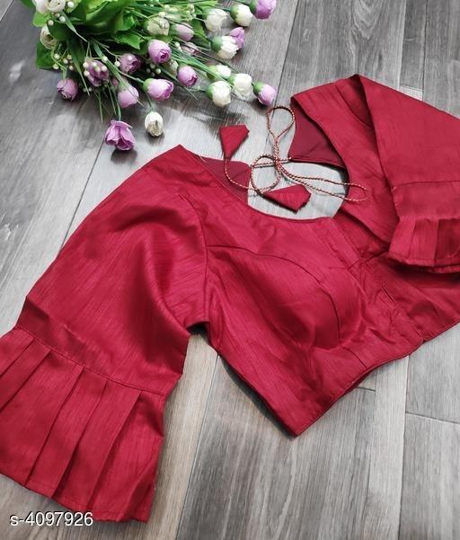 bell sleeve blouse design