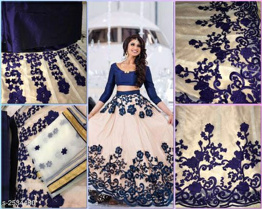 10 Trending Lehenga Blouse Designs This Season Meesho